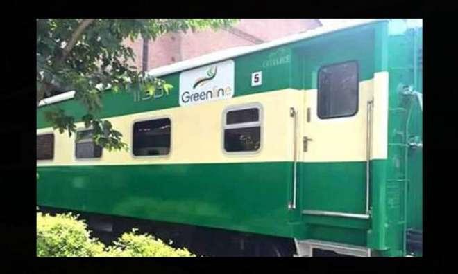 جہانیاں: گن مین نے گرین لائن ایکسپریس کو حادثہ سے بچالیا