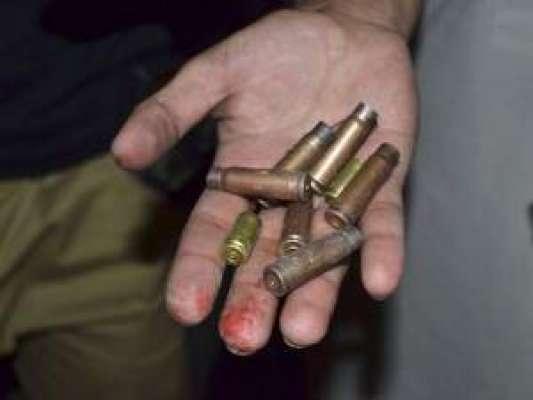 راولپنڈی : تھانہ واہ صدر میں نامعلوم افراد کی گھر میں گھُس کر فائرنگ ..