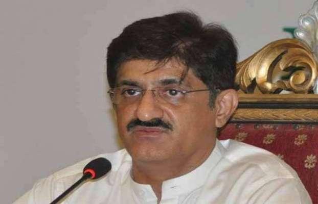 وزیر اعلی سندھ نے کراچی سرکلر ریلوے کیلئے تجاوزات ہٹانے کا کام شروع ..