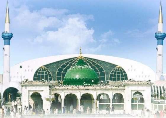 حضرت داتا گنج بخشؒ کے روحانی اوردینی فیضان کو عام کیا جائے گا'زعیم ..