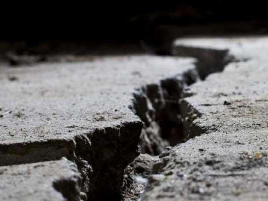 خضدار شہر اور گرد و نواح میں زلزلے کے شدید جھٹکے