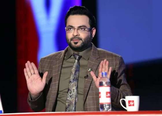 تحریک انصاف کا عامر لیاقت حسین سے جان چھڑوانے کا فیصلہ