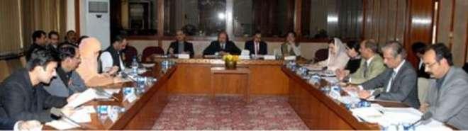 قومی اسمبلی قائمہ کمیٹی خزانہ کا  اجلاس میں عدم شرکت پر گورنر سٹیٹ بنک ..