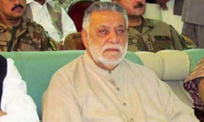 سابق وزیراعظم میرظفراللہ جمالی پاکستان تحریک انصاف میں شامل نہیں ہورہے
