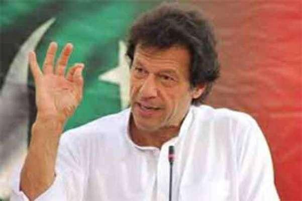 ملک میں کوئی بھی محکمہ ایسا نہیں جو برائیوں کا سدباب کرسکے ،عمران خان