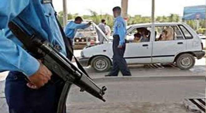 اسلام آباد، سرچ آپریشن میں 10افغانیوں سمیت 42افراد زیر حراست ،اسلحہ ..