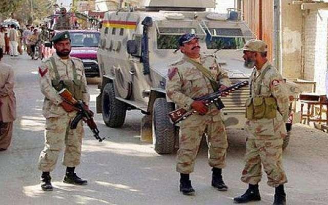 اورکزئی ایجنسی میں سیکیورٹی فورسز کی کارروائیاں ،کالعدم تنظیم کے اہم ..