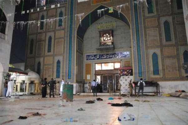 لال شہباز قلندر دھماکے میں 51 زخمیوں کو ایمبولینسوں اور پرائیویٹ گاڑیوں ..