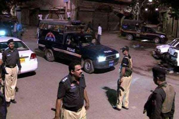 کراچی ، سہراب گوٹھ میں پولیس مقابلہ میں 9دہشتگرد ہلاک تعلق کالعدم جماعت ..