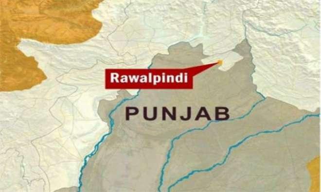راولپنڈی ، ڈاکو بینک سے 14 کروڑ روپے اور کئی کلوسونا لے کر فرار