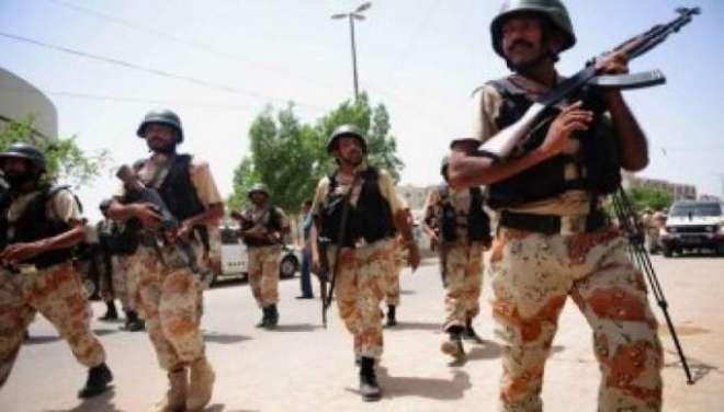 آپریشن ردالفساد ،پنجاب سے 42مشتبہ افرادگرفتار،اسلحہ برآمد