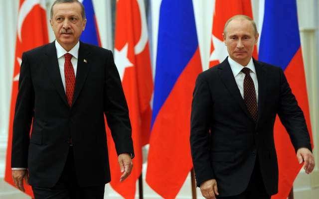 ترکی اور روس کا شام میں قیام امن تک مشترکہ کوششیں جاری رکھنے کا اعلان
