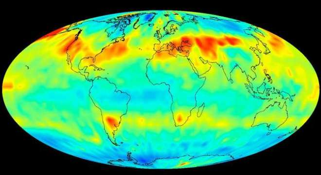 کاربن ڈائی آکسائیڈ سے عالمی درجہ حرارت میں اضافہ نہیں ہوا، سربراہ ..