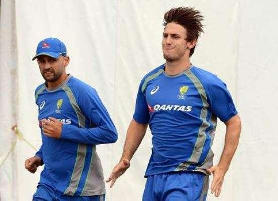 کرکٹ آسٹریلیا کا انجرڈ مچل سٹارک کی جگہ پیٹ کمنز کو بھارت بھیجنے کا ..