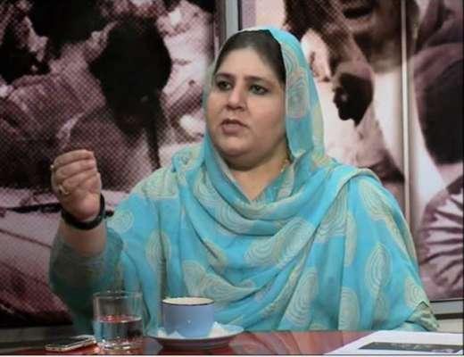 آصف علی زرداری کا لاہور میں خطاب اصولی اور وزنی ہے، مہرین انور راجہ