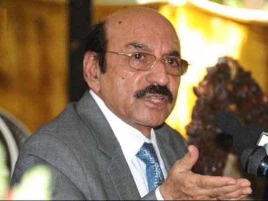 سندھ ہائیکورٹ نے سابق وزیر اعلی سندھ قائم علی شاہ کی ضمانت قبل از گرفتاری ..