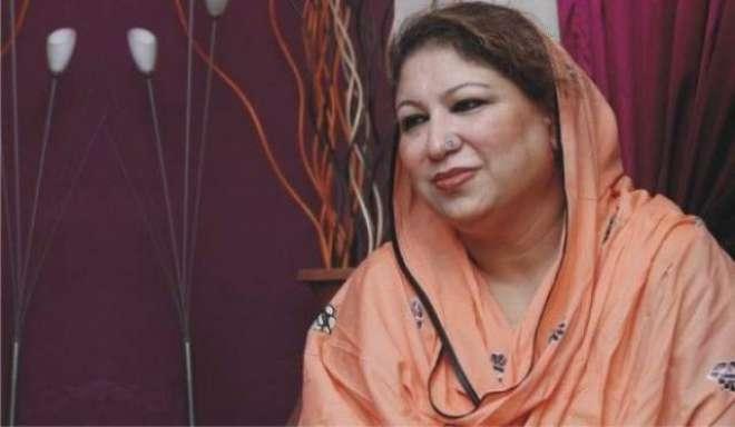 حکومت عوام کی توقعات پورا کرنے کیلئے آخری حد تک جائیگی' سعدیہ سہیل