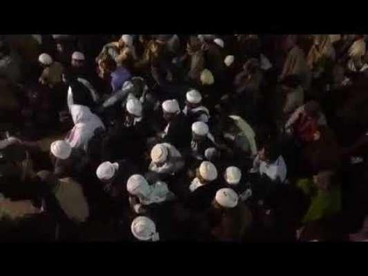 کسان اتحاد کا مطالبات کے حق میں ٹھوکر نیاز بیگ پر دھرنا ،پنجاب حکومت ..