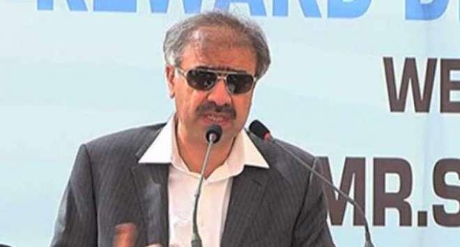 وزیردخلہ سندھ کی زیر صدارت اجلاس