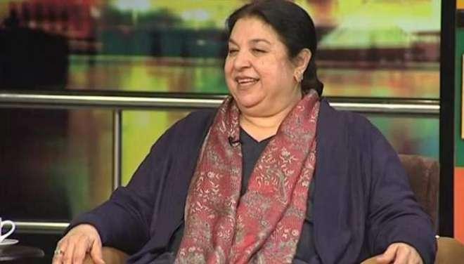 لاہور ، این اے 120سے امیدوار ڈاکٹر یاسمین راشدکی ڈور ٹوڈور کمپین جاری