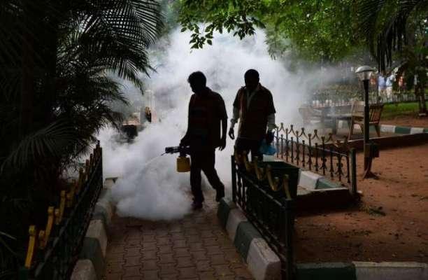 پشاورشہر میں روزانہ کی بنیاد پر مچھر مار سپرے کر نیکا مطالبہ