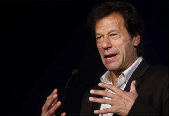 پاکستان میں کرپشن کاٹیلنٹ خوفناک،کرپشن سسٹم کوڈی ریل کررہی ہے،عمران ..