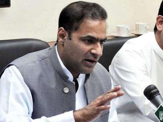مرحب سے متعلق سوشل میڈیا پر جاری پیغام میں نے نہیں کیا۔ عابد شیر علی