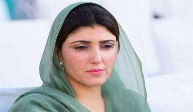 نوشہرہ ، عائشہ گلائی نے  پرویز خٹک کے خلاف الیکشن لڑنے کے لیے این اے ..