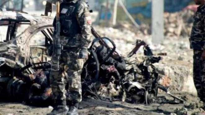 افغانستان : قندھار میں فوجی اڈے پرخودکش بمباروں کا حملہ 45 فوجی ہلاک' ..