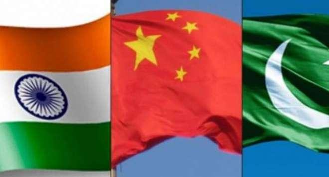 بھارت اور پاکستان مسئلہ کشمیر کیلئے پر امن مذاکرات کا طریقہ اختیار ..
