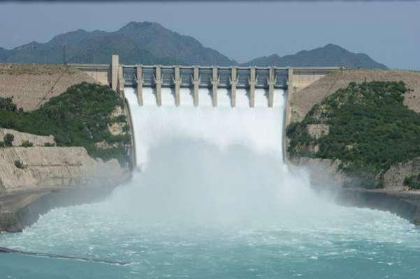 ڈیموں میں پانی ذخیرہ کرنے کی موجودہ استعداد دریائوں کے بہائو کا سالانہ ..