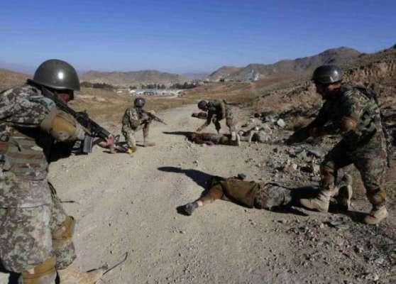 افغانستان کے صوبے قندھارمیں طالبان کاحملہ،ں22پولیس اہلکارہلاک،15 زخمی