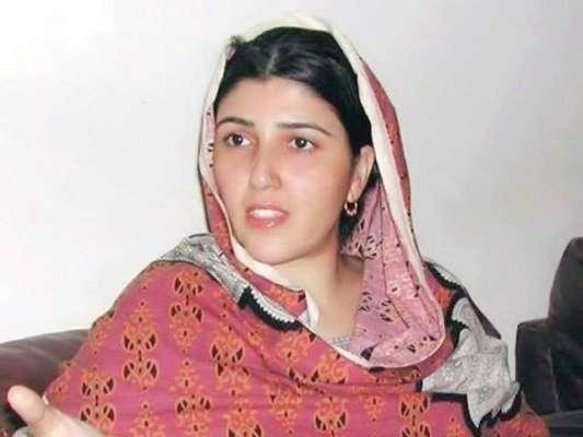 عائشہ گلالئی کی قومی اسمبلی آمد سے تحریک انصاف کے اراکین کی دوڑیں لگ ..