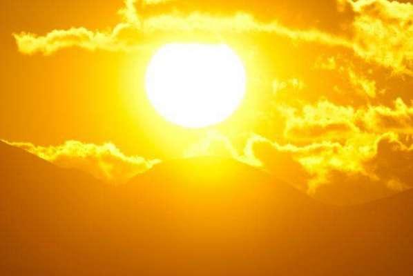 محکمہ موسمیات کی پنجاب اور بالائی سندھ میں شدید گرمی کی پیشگوئی، آئندہ ..