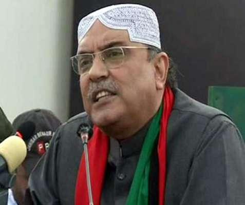 آصف زرداری اور  بلاول بھٹو  کا رحیم داد خان کے داماد  کے انتقال پر افسوس ..