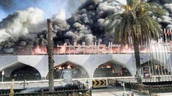 لیبیا کے فضائی اڈے پر حملے میں شہریوں سمیت 140 افراد ہلاک