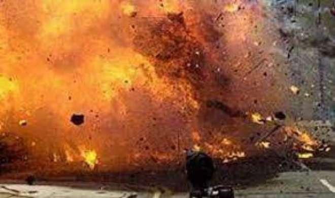 کوئٹہ میں پولیس کی گاڑی پر ریموٹ کنٹرول بم حملہ ، جانی نقصان نہیں ہوا
