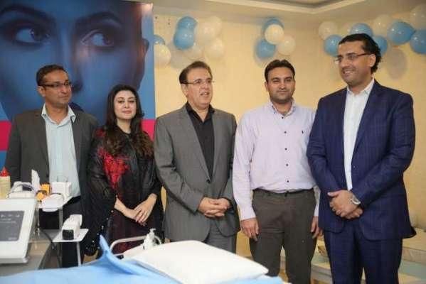 اسلام آباد میں 3D لیپو ٹیکنالوجی سے صرف 45 منٹ میں 1 انچ پیٹ کم کرنے کاعملی ..