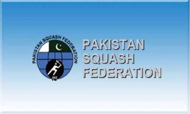 پاکستان سکواش فیڈریشن کے زیر اہتمام پاکستان سرکٹ ٹو مینز اینڈ ویمنز ..