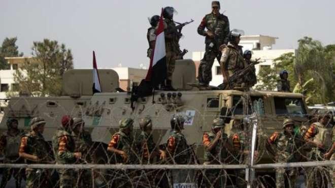 شام'عراق اور یمن کے بعد مصرخانہ جنگی کے دہانے پر