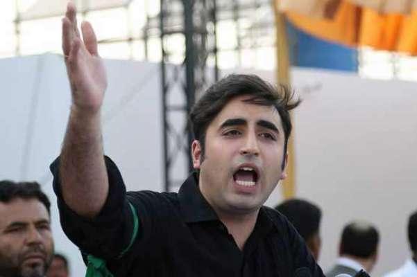 کراچی پر غیر آئینی قبضے کی کوشش کی تو حکومت کو گھر جانا پڑے گا،بلاول ..