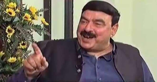 لٹیروں سے نجات کیلئے عوام آج لیاقت باغ پہنچیں، شیخ رشید