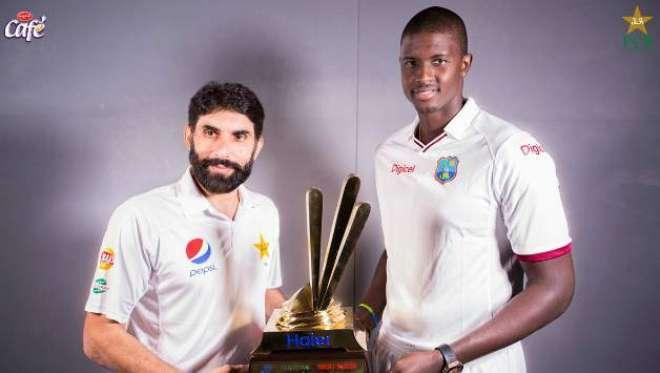 پاکستان اور ویسٹ انڈیز کے درمیان فیصلہ کن ٹیسٹ پرسوں شروع ہو گا، یونس ..
