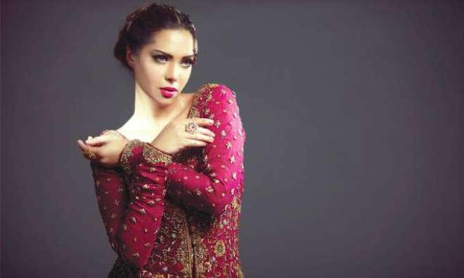 پاکستانی فیشن انڈسٹری سے تعلق میرا فخر ہے' اداکارہ وماڈل صائمہ اظہر