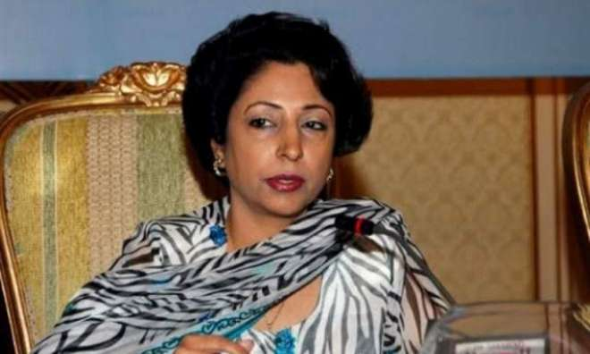 صدر جنرل اسمبلی ماریہ اسپیوزا کی ملیحہ لودھی سے ملاقات،