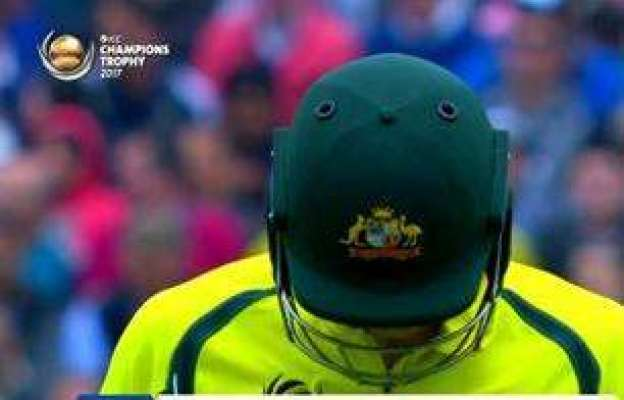 آئی سی سی چیمپئنز ٹرافی، آسٹریلیا نے انگلینڈ کو 278رنز کا ہدف دے دیا