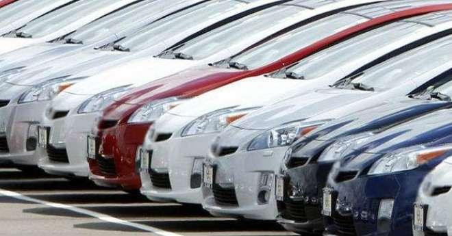 حکومت نے بیرون ممالک سے امپورٹ کی جانے والی گاڑیوں پر عائد کسٹم ڈیوٹی ..