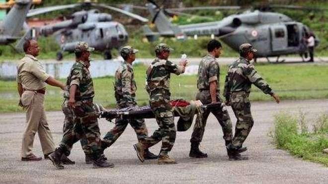 مقبوضہ کشمیر میں بھارتی فوج نفسیاتی دباؤ کا شکار ہوگئی