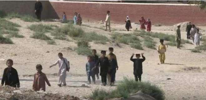 پاکستان کا ایک ایسا گاؤں ، جہاں دہشتگردی کا شکار بیوائیں اور یتیم بچے ..