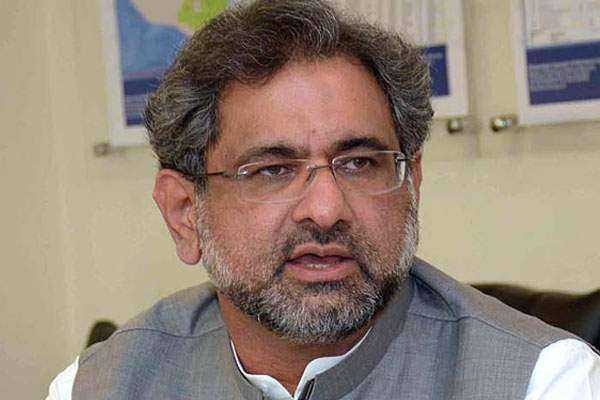 وزیراعظم شاہد خاقان عباسی ایک روزہ دورے پر کوئٹہ پہنچ گئے،